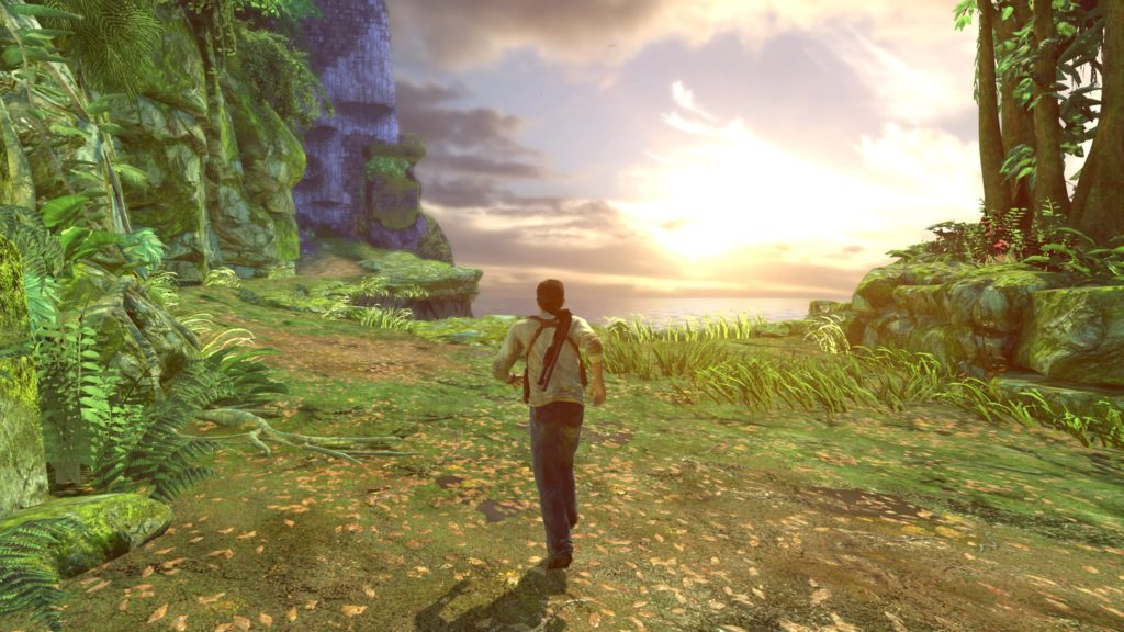 Le platine Uncharted remastered dès le début